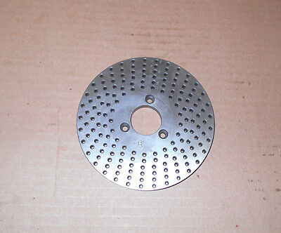 "dividing head plate 11/8"" hole B 21 to 33"