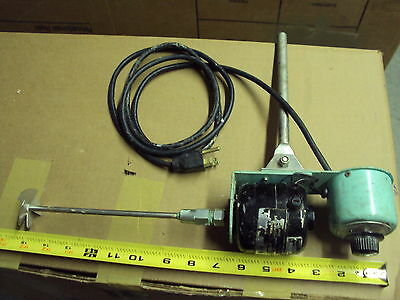 Laboratory Stirrer, Talboys Engineering Corp. Model 101, 1-3/4 x 7 in long shaft