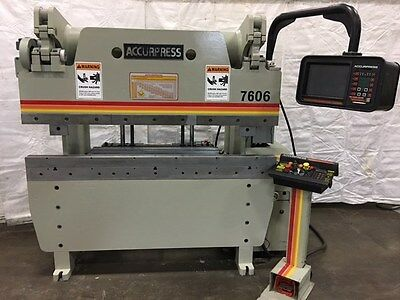 Accurpress Press Brake For Sale