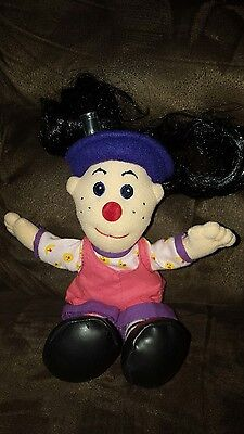"Big Comfy couch Loonette doll w/ hang tag 9""H 1997  molly aa4"