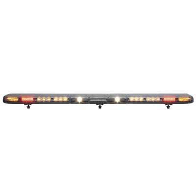 Whelen Justice Towman LED Lightbar with Stop Turn Tail and Work Lights