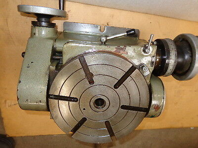 PHASE II Tilting Rotary Table 10""