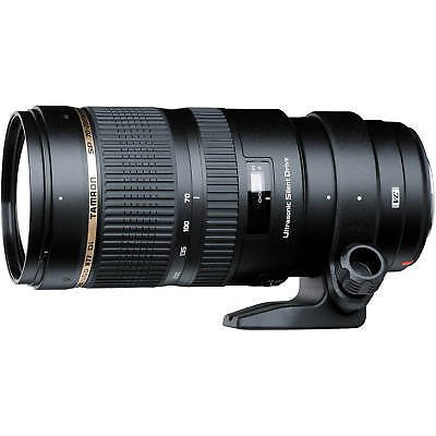 Tamron SP 70-200mm f/2.8 Di USD VC Lens For Nikon Mount + Cleaning Kit