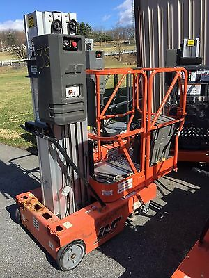 2000 Jlg 12Sp 12' Single Man Electric Personnel Man Lift