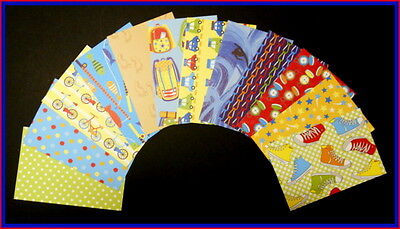 """Colourful  Scrapbooking Papers x 12 *OUTDOOR ADVENTURE* - 15cm X 10cm (6"""" x 4"""")"""