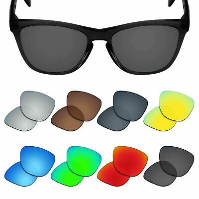 POLARIZED Replacement Lenses for-OAKLEY Frogskins Sunglasses -Multiple Options