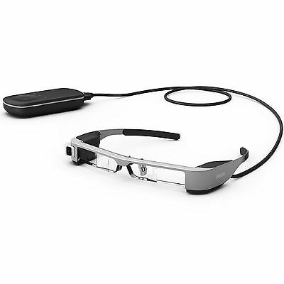 NEW Epson Moverio BT-300 High-Definition Augmented Reality Smart Glass Glasses