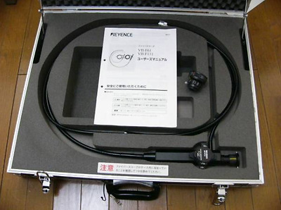 Keyence Fiberscope VH-F111 and VH-F