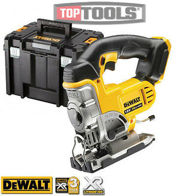 DEWALT DCS331N Cordless 18V XR Li-Ion Jigsaw With T-Stak Big Case