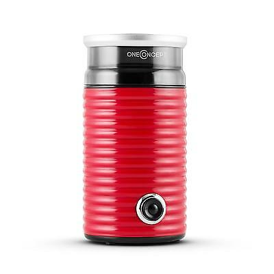 Coffecino Coffe Beans 65G Grinder Bladed Spice Nut Blender Red 160 W Power Mixer