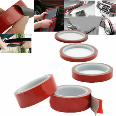 5-30MM Strong Permanent Double Sided Super Self Sticky Tape Roll Adhesive 3M