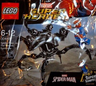 Lego Marvel Super Heroes Spider-Man vs. The Venom  30448 Polybag BNIP