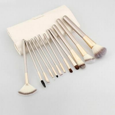 Pro Cosmetic 12pcs Make up brushes Set Foundation Brushes Makeup Tool