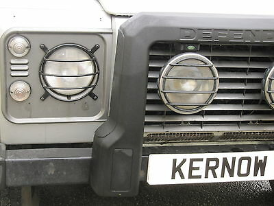 Land Rover  Defender & Series Front Head Light Guard's