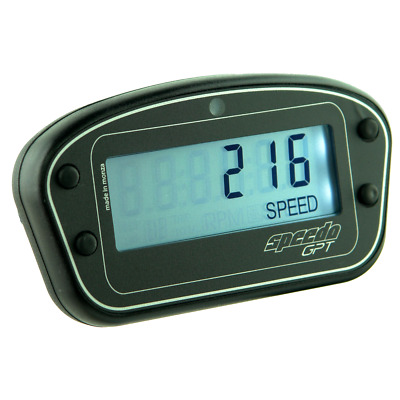 Digital GPS Speedometer Speedo Gauge waterproof fits Motorcycle or Car,  DS200