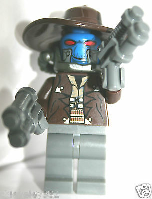 NEW LEGO STAR WARS CAD BANE MINIFIGURE BREATHING MASK PART X1 BOUNTY HUNTER