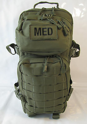Tactical Trauma Kit #3 - OD  by Elite First Aid