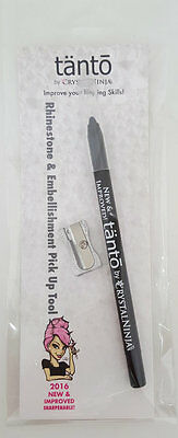 Tanto by Crystal Ninja, Economical Pick Up Tool, New Improved Tip w/ Sharpener