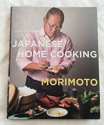 Mastering the Art of JAPANESE HOME COOKING by Masaharu MORIMOTO Recipes COOKBOOK