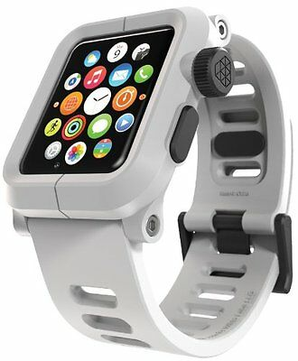 LUNATIK EPIK-003 EPIK Polycarbonate Case and Silicone Strap for Apple Watch 42mm