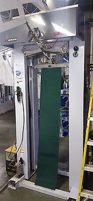 Sankosha PS-350U Automatic Bagger for Dry Cleaners and Laundry