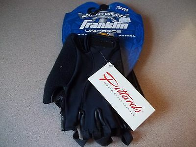 Franklin Uniforce High Performance 2nd Skins II Bike Patrol Gloves SM