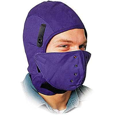 North Safety Deluxe Fire Retardant Hard Hat Winter Liner Face Protection
