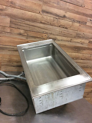 Vollrath 36466 Modular Drop In One Compartment Hot Food Well 120V, 1ph