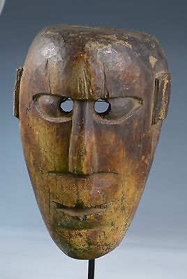 A Interesting Antique West Nepal Tribal Mask