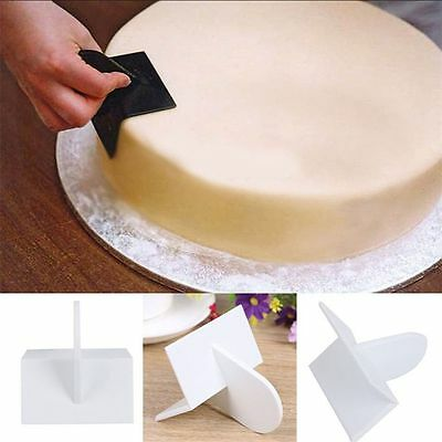 Easy Polisher Glide Smoother Tools Fondant Cake