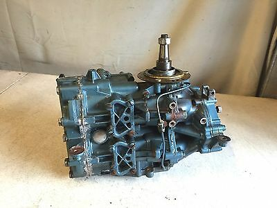 1957 EVINRUDE Fastwin 18 HP Complete POWERHEAD