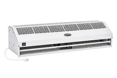 "Aerial 48"" (Inch) 1200 CFM Super Power  Air Volume Commercial Indoor Air Curtain"
