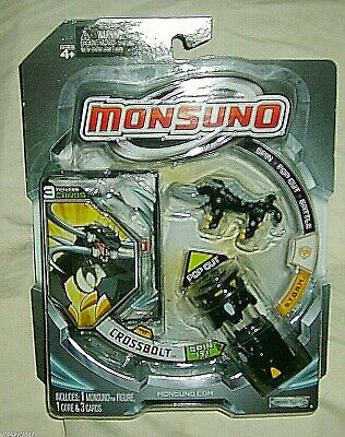 MONSUNO LOCK #39 Core-Tech ELEMENTAL EDITION inc 1 Mini Figure 1 Core 1 Card