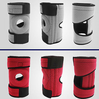 Outdoor Sports Knee Support Brace Stabilisers Comfort Anti-Slip Design HX021