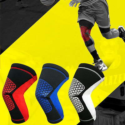 Sports Knee Support Sleeves Safe, Durable, Breathable Compression HX037