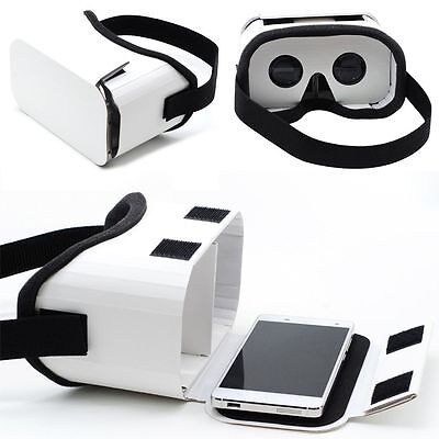 2017 3D Google VR Box Headset Virtual Reality Glasses Cardboard Game for Phone