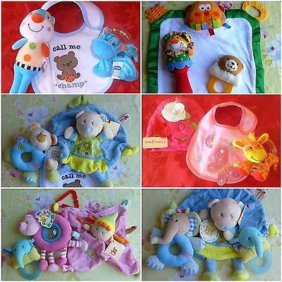 Gift Set ~ 6 Styles for Baby Boys or Girls ~ Fun Shower Gift ~ Free Post ~ New