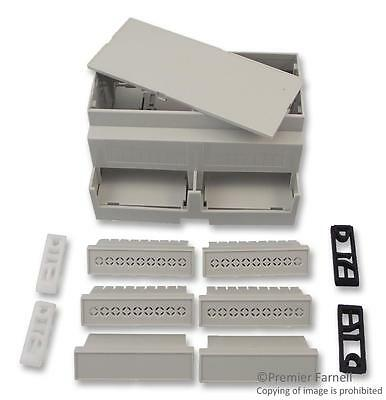 MPN: CNMB/6/KIT _ Enclosure Din Rail M6 Kit _ CAMDENBOSS