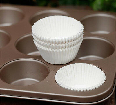 100 Pcs Cupcake Liner Baking Cup Muffin Cupcake Paper Wrapper Liner Decoration