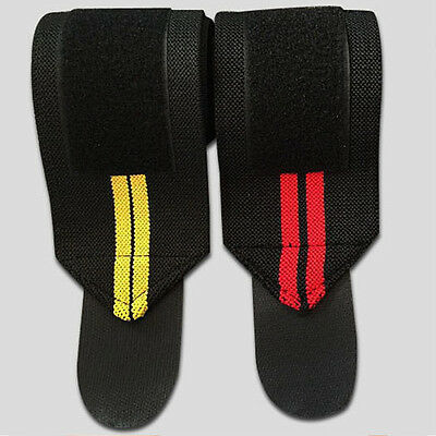 1 PCS High quality Premium Sports Weight Lifting Wrist Support Wraps HW005