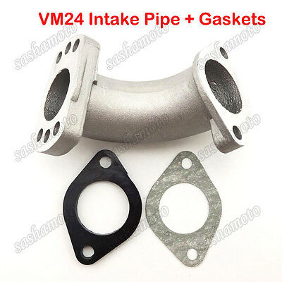 Manifold Intake Pipe Gasket For 125 140 150 160cc CRF50 YX SSR Pit Pro Dirt Bike