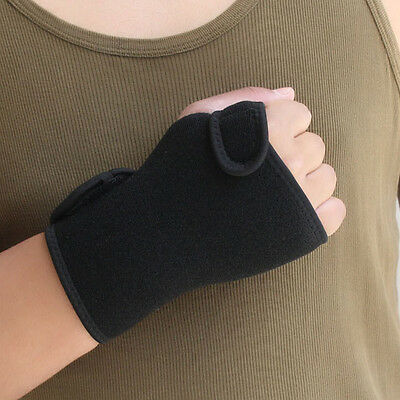 Breathable Wrist Splint Supports All Wrist Sizes Removable Sports goods HS001