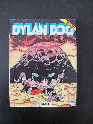 Dylan Dog N. 51 Il male Seconda ristampa 1995