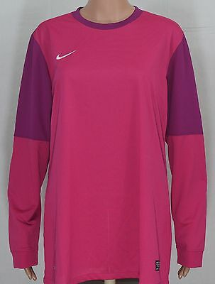 Nike #2483 NEW Women's Size XL Dri-Fit Authentic Goalie Soccer Jersey 520600-602