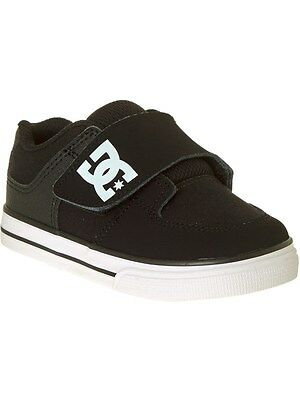 DC Black-White Pure VII Toddlers Shoe