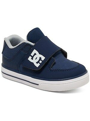 DC Navy Pure VII Toddlers Shoe