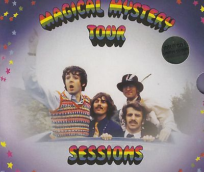 """THE BEATLES """"MAGICAL MISTERY TOUR SESSIONS"""" (4 CD's BOX SET)"""