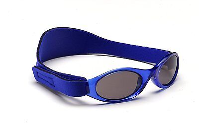 Baby Banz Ultimate Polarized Sunglasses, Blue, Infant