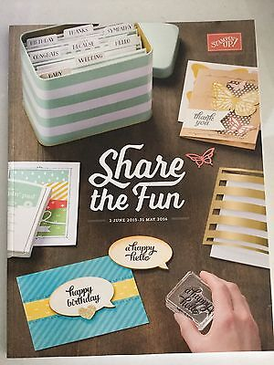 RETIRED: Stampin' Up Catalogue