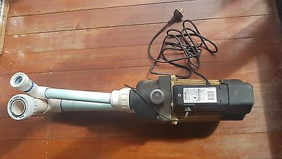 XS 250 Davy Spa Bath Pool Pump